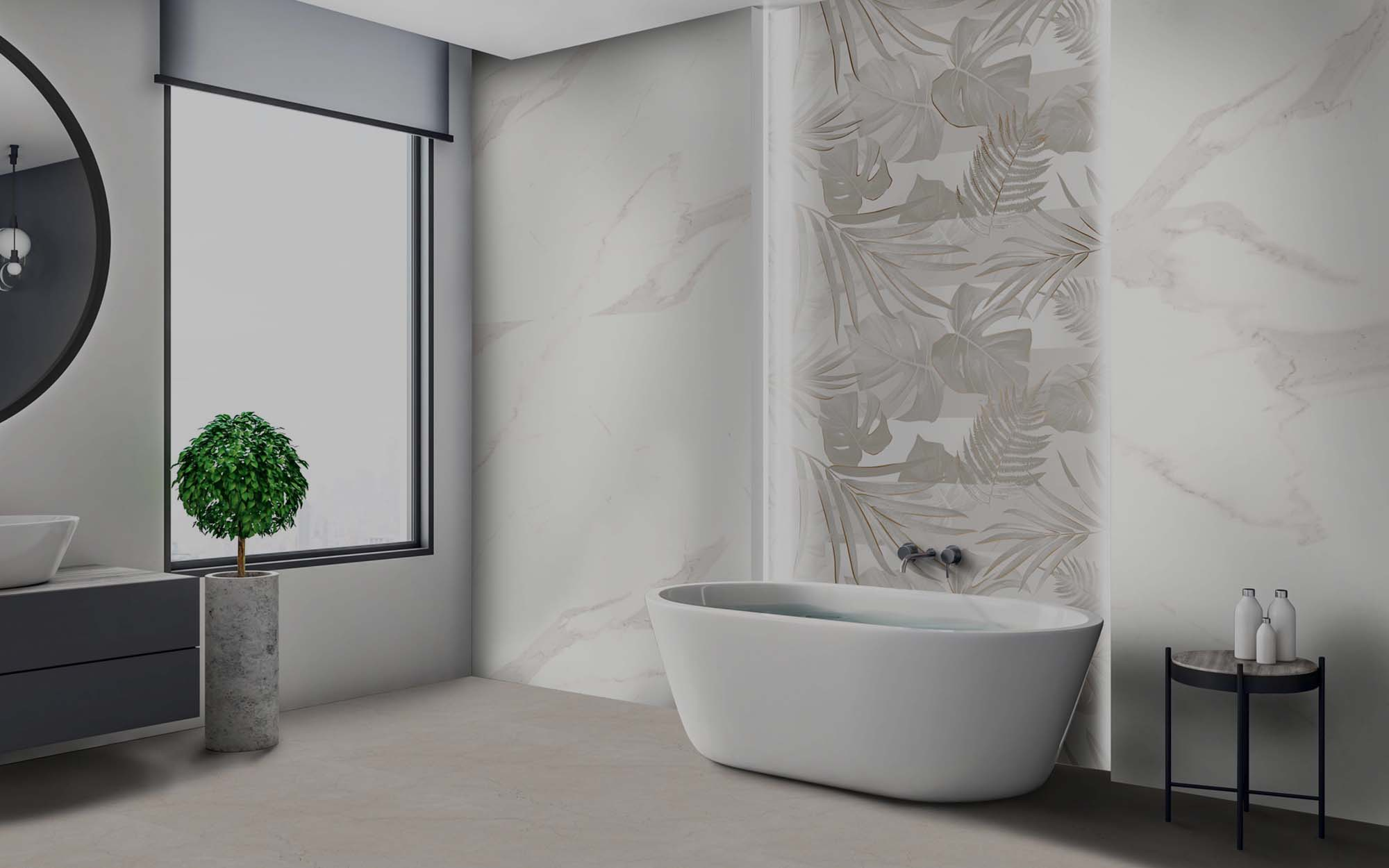 Choosing the right tiles for your bathroom design